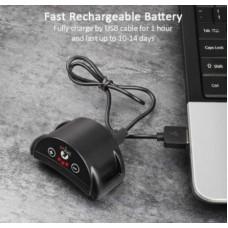 Antkaklis nuo lojimo (su elektroimpulsu)kraunamas USB