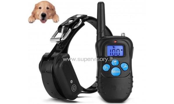 Elektrinis šunų dresavimo(įkraunamas)antkaklis